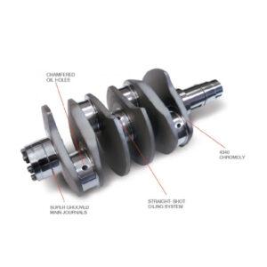 Crankshafts and Con Rods