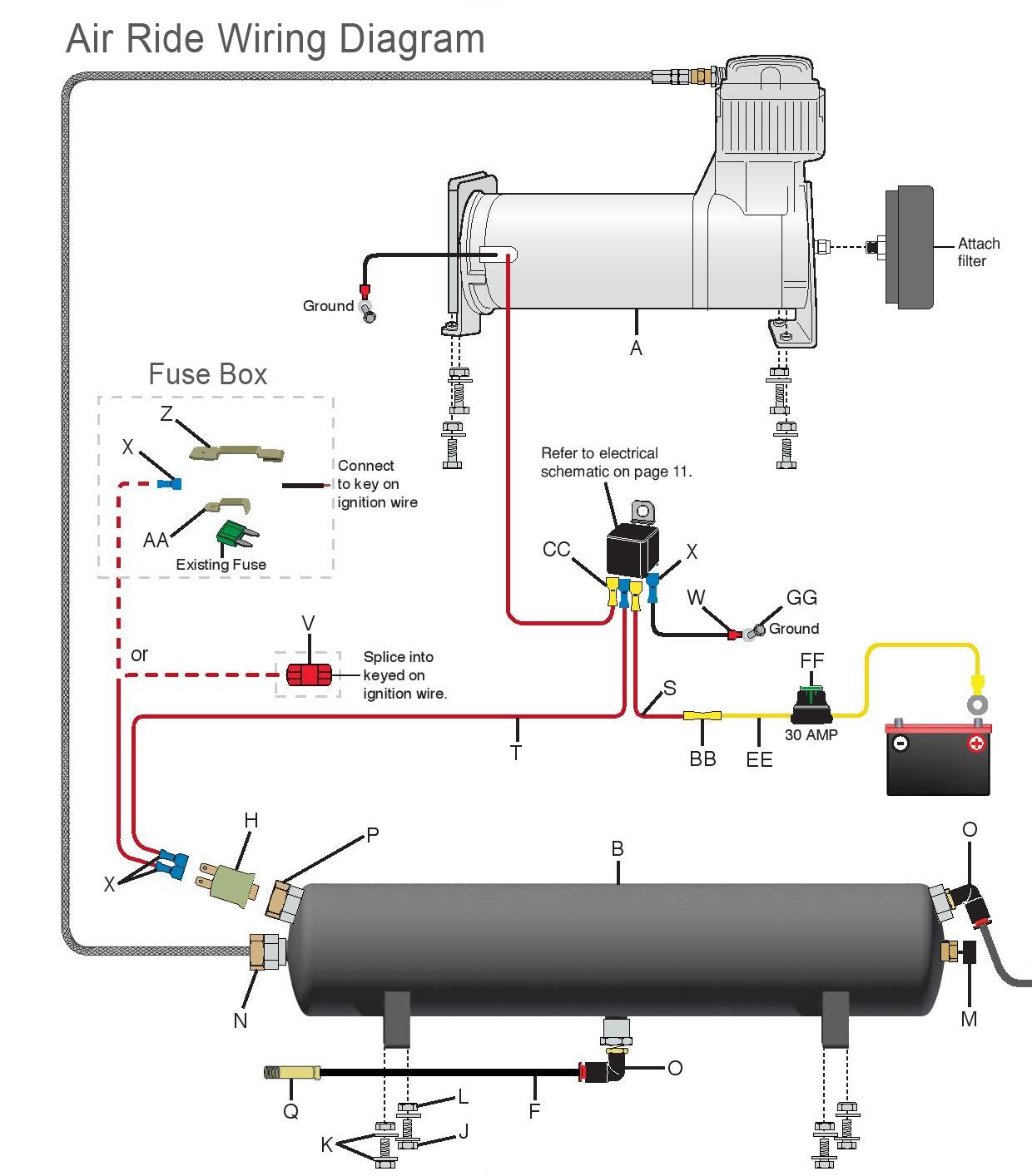 air ride manual wiring diagram