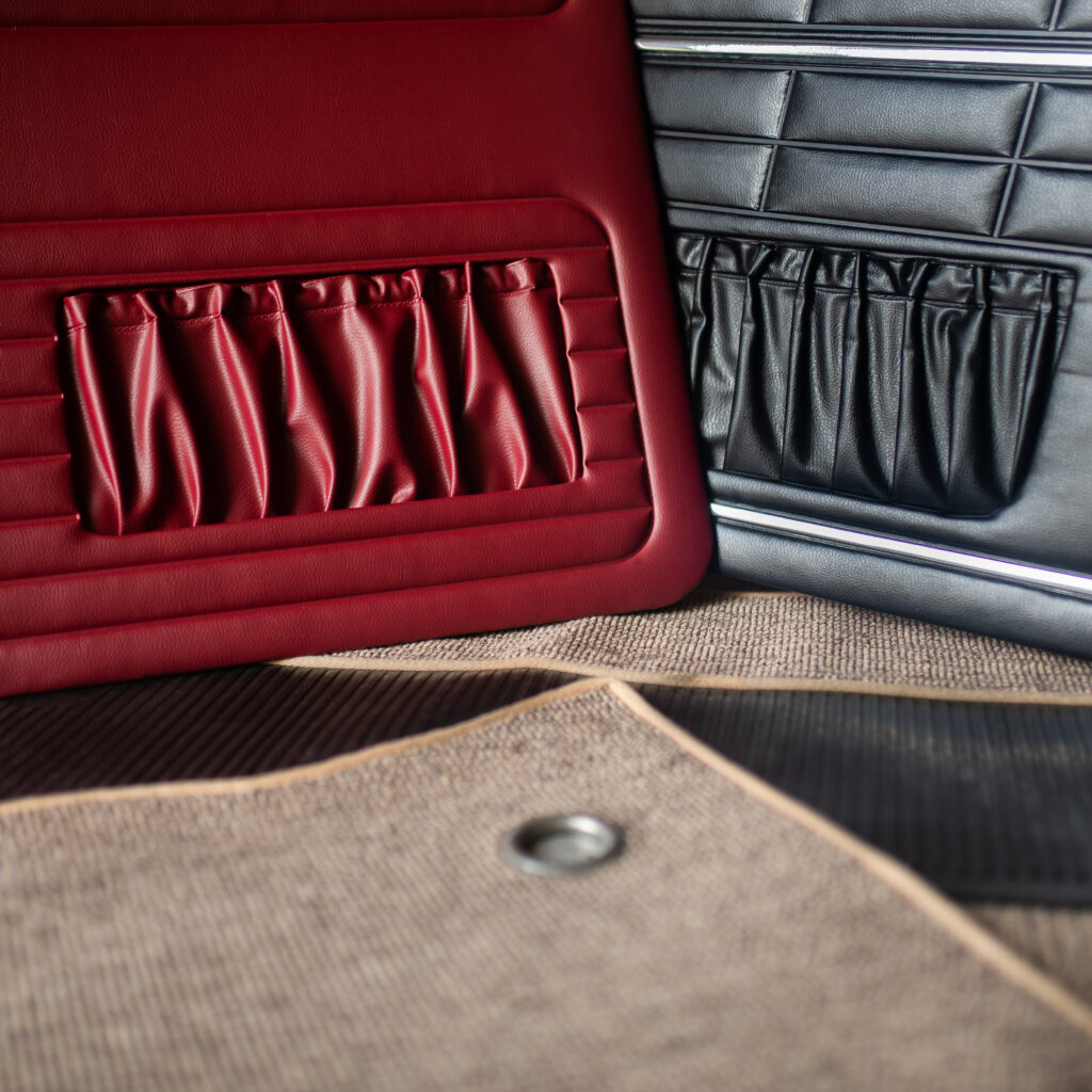 Trim and Upholstery