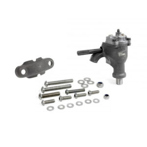 Steering Box Shackle & Hardware Kit (For T1 Link Pin/Ball Joint)