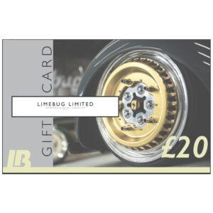LB Limebug Gift Voucher £20