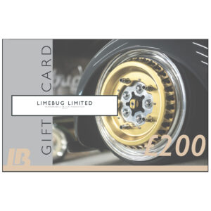 LB Limebug Gift Voucher £200